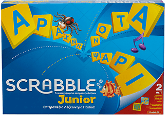 Scrabble Junior - (Y9672)