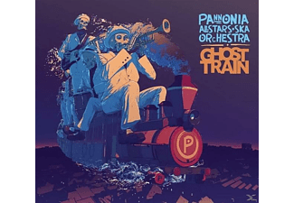 Pannónia Allstars Ska Orchestra - Ghost Train [Vinyl]