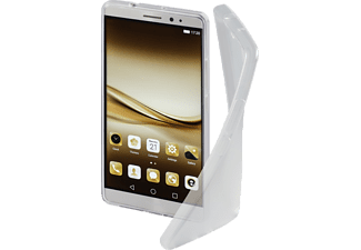 HAMA Crystal, Backcover, Mate 8, Thermoplastisches Polyurethan (TPU), Transparent