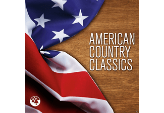 VARIOUS - American Country Classics - (CD)