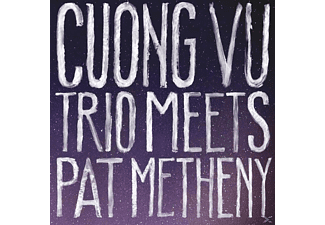 Pat Metheney & CuongVu - Cuong Vu Trio Meets Pat Metheny [CD]