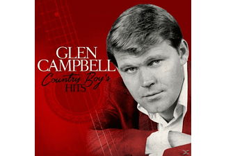 Glen Campbell - Country Boy S Hits - (CD)