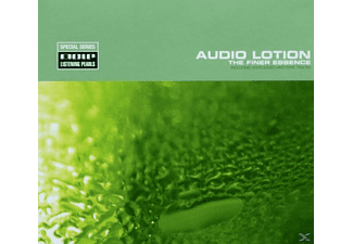 Audio Lotion - The Finer Essence - (CD)