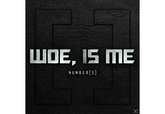 Woe Is Me - Number(S) (Re-Issue) - (CD)