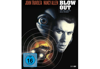 Blow Out - Der Tod löscht alle Spuren (Mediabook) - (Blu-ray + DVD)