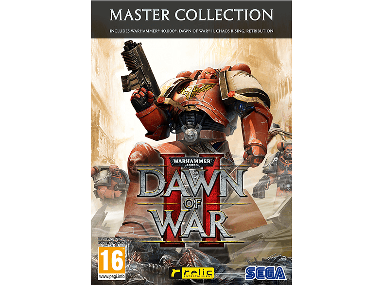 Warhammer Dawn of War II Master Collection PC gaming   offline pc παιχνίδια pc computing   tablets   offline παιχνίδια pc gami