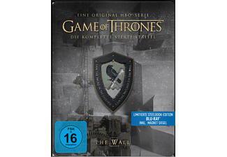 Game Of Thrones - Staffel 4 (Steelbook) - (Blu-ray)
