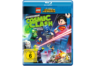 Justice League - Cosmic Clash - (Blu-ray)