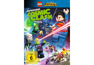 Justice League - Cosmic Clash - (DVD)