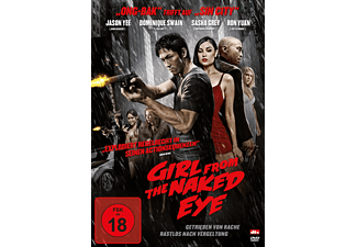 The Girl from the Naked Eye - (DVD)