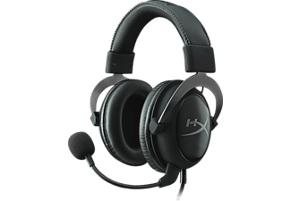 HYPERX Cloud II Headset Gun Metal - (KHX-HSCP-GM)