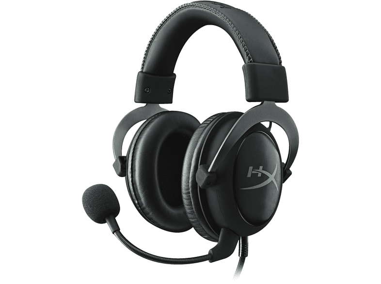 HYPERX Cloud II Headset Gun Metal - (KHX-HSCP-GM) gaming απογείωσε την gaming εμπειρία ακουστικά gaming laptop  tablet  computing