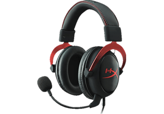 HYPERX Cloud II Headset Red - (KHX-HSCP-RD)