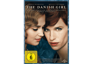 The Danish Girl - (DVD)