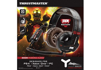 THRUSTMASTER Y-300CPX Doom Edition