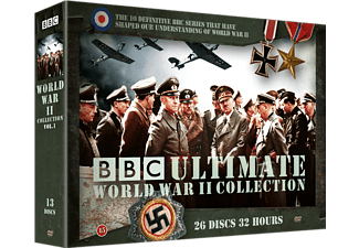 BBC Ultimate World War II Collection Dokumentär DVD
