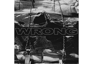 The Wrong - Wrong (Black Vinyl+Mp3) - (LP + Download)