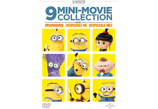 Illumination 9 Mini Movies Collection Animation / Tecknat DVD