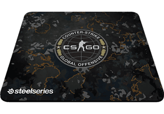 STEEL SERIES QcK+ CS:GO Camo Edition Mousepad