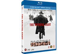 The Hateful Eight Action Blu-ray