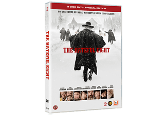 The Hateful Eight Action DVD