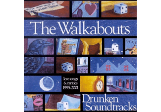 The Walkabouts - Drunken Soundtracks:Lost Songs & Rarities 1995-200 [CD]