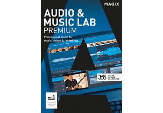 Audio & Music Lab Premium