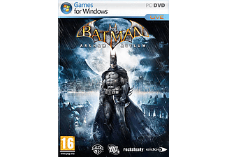 Batman Arkham Asylum: GOTY Edition PC