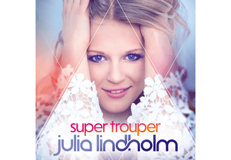 Julia Lindholm - Super Trouper - (CD)
