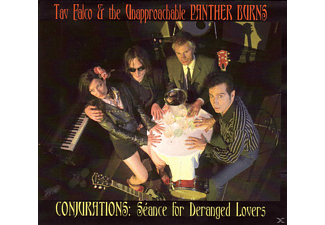 Tav Falco, Tav & Panther Burns Falco - Conjurations:Seance For Deranged Lovers - (CD)