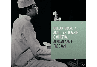 Abdullah Ibrahim - African Space Program - (CD)
