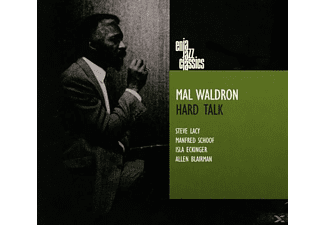 Mal Waldron - Hard Talk - (CD)