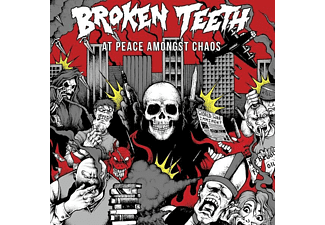 Broken Teeth - At Peace Amongst Chaos - (CD)