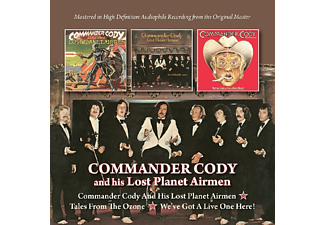 Commander Cody And His Lo - Commander Cody & His Lost Planet Airman/Tales From [CD]