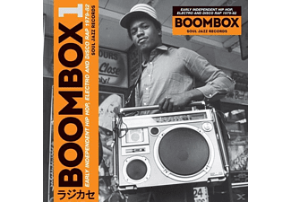 VARIOUS - Boombox 1979-1982 [LP + Download]