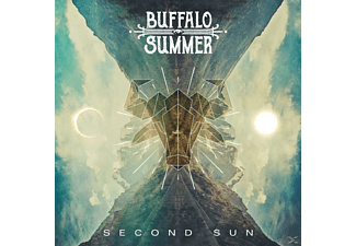 Buffalo Summer - Second Sun - (CD)