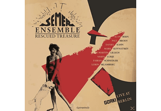Semer Ensemble - Rescued Treasure:Live At Gorki Berlin - (CD)