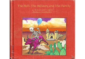 Reubens Accomplice - The Bull, The Balloon And The Family [CD]