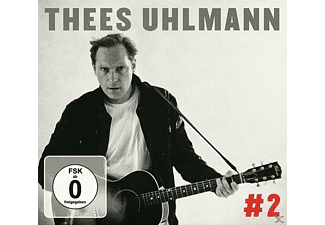 Thees Uhlmann - #2 (limitierte 2CD+DVD Edition) - (CD + DVD Video)