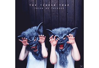 The Temper Trap - Thick As Thieves - (CD)