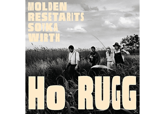 Ernst Molden - Ho Rugg [LP + Bonus-CD]