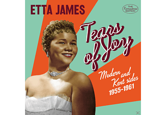 James Etta - Tears Of Joy/Modern & Kent Sides,1955-1961 - (CD)