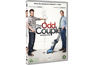 The Odd Couple S1 Komedi DVD