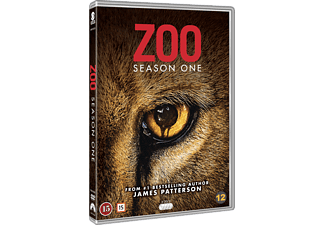 Zoo S1 Thriller DVD
