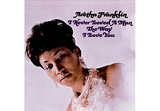 Aretha Franklin - I Never Loved a Man the Way I Love You (CD)