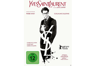 Yves Saint Laurent - (DVD)