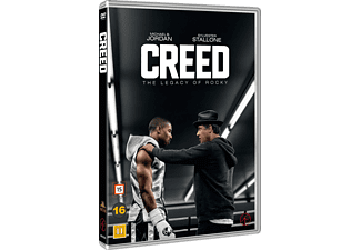 Creed Drama DVD