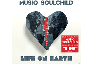 Musiq Soulchild - Life On Earth - (CD)