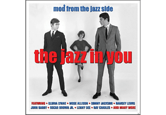 VARIOUS - The Jazz In You [CD]