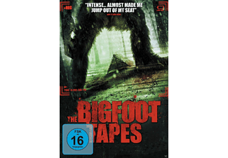 Bigfoot Tapes - (DVD)